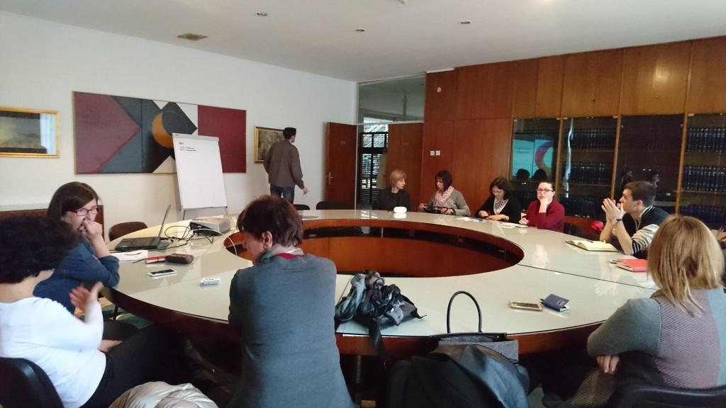 Altmetric Workshop, National Library of Serbia, Belgrade, March 22, 2016  Photo: Katarina Perić. CC-BY-SA