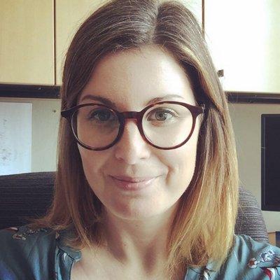 Stefanie Haustein headshot